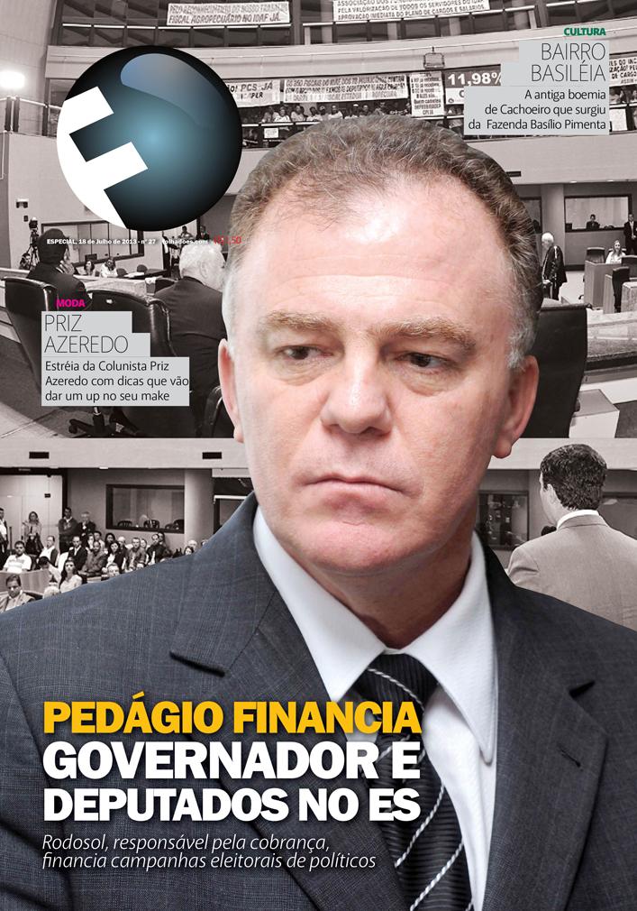Capa da Revista FOLHA/27
