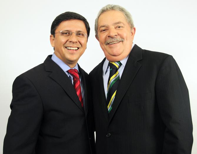 Carlos Casteglione pertence ao mesmo arraial petista comandado pelo ex-presidente Lula