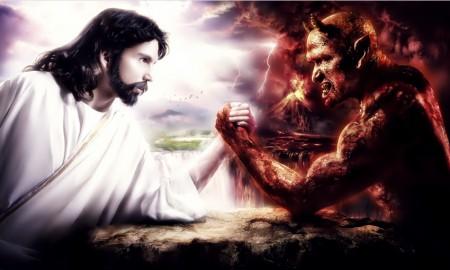 Jesus vs Satanas