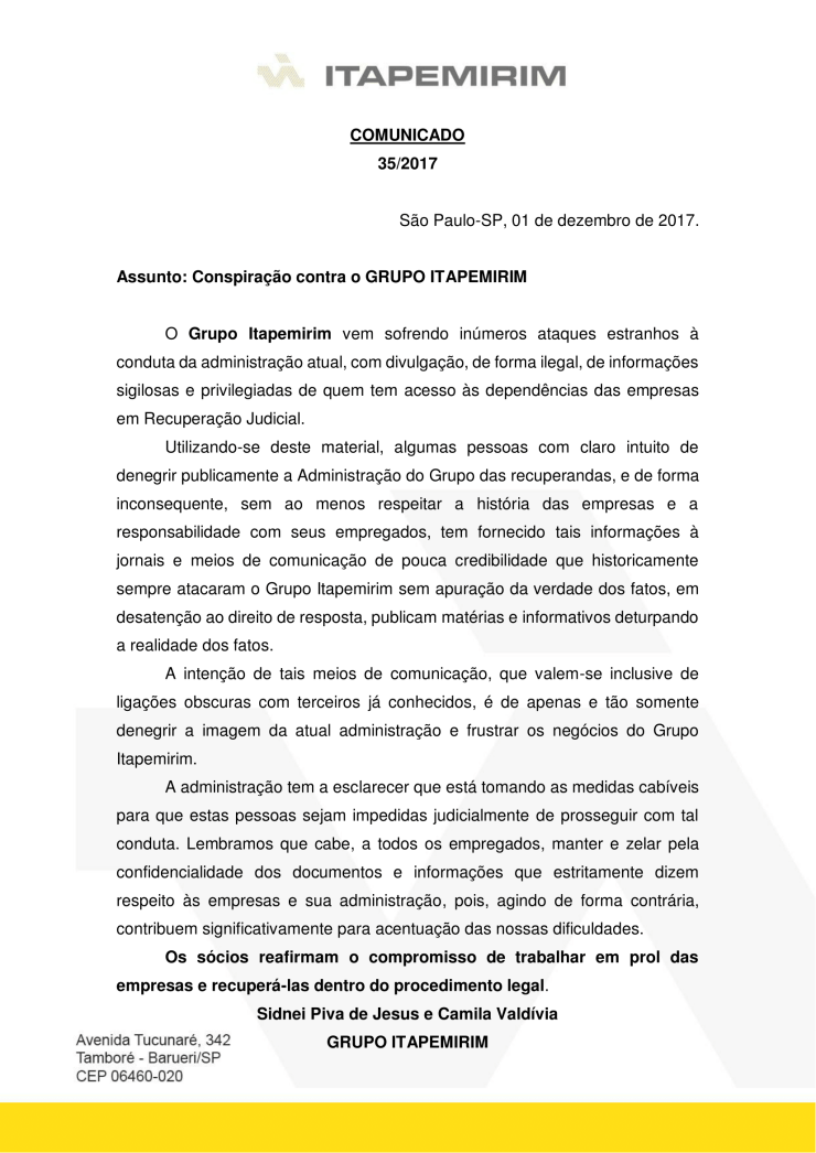 COMUNICADO repudio 35-2017 (3) (1)-1